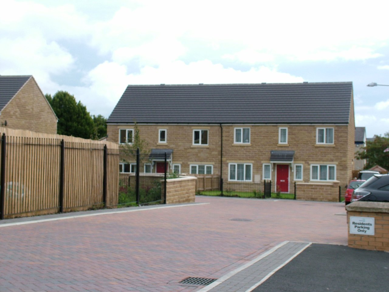 Labour Only Package. 8 houses. Crossley Gardens, Halifax for Southdale Homes Ltd