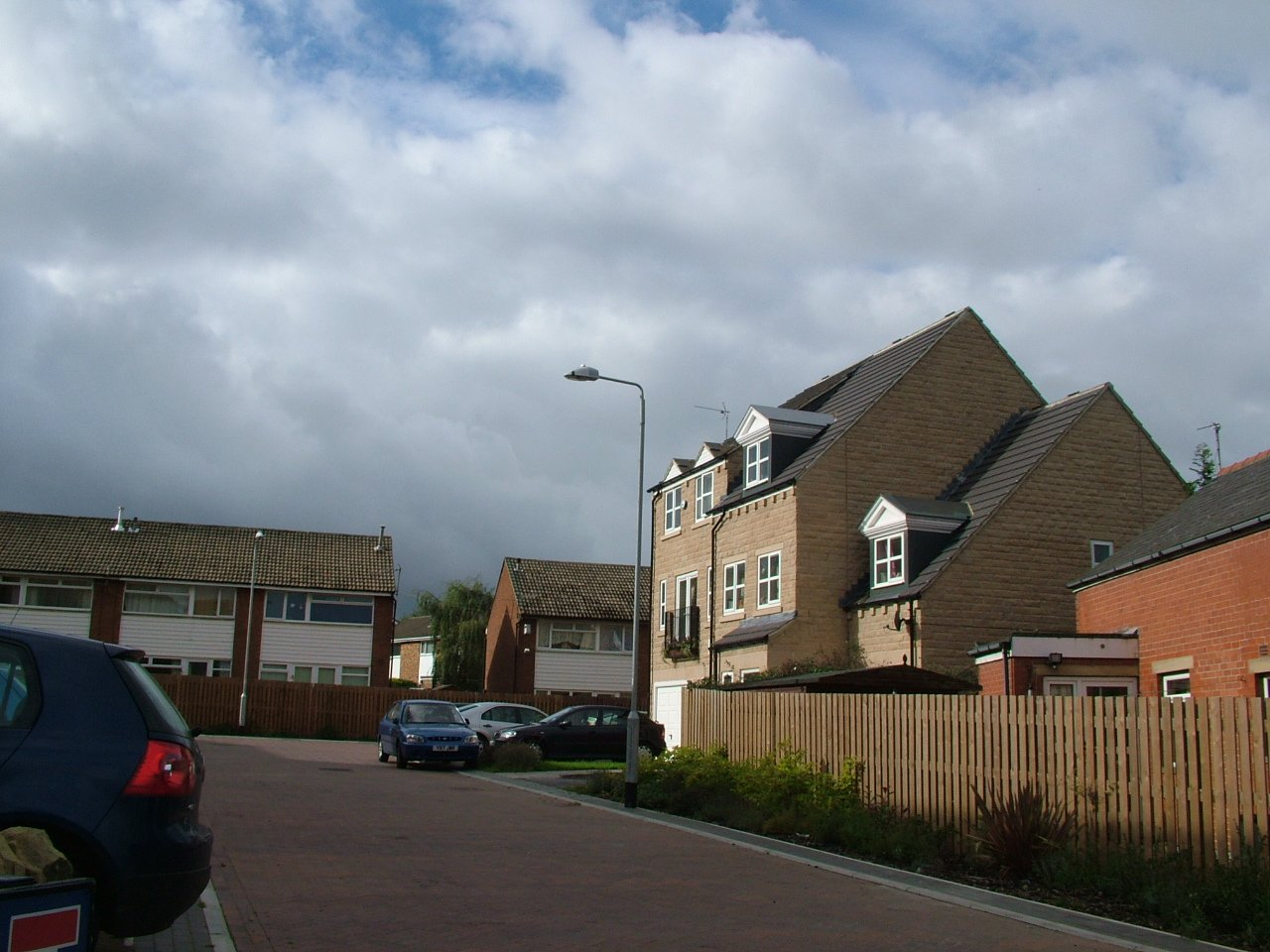 Plots 8 to 10 at Elland for Southdale Homes