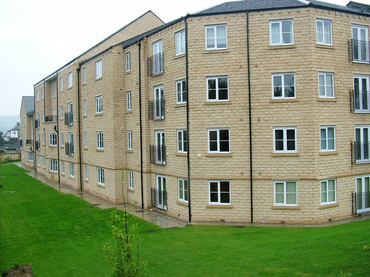 Stone & block package- Blocks B to D. Merchants Court, Bingley. For Barratt Leeds