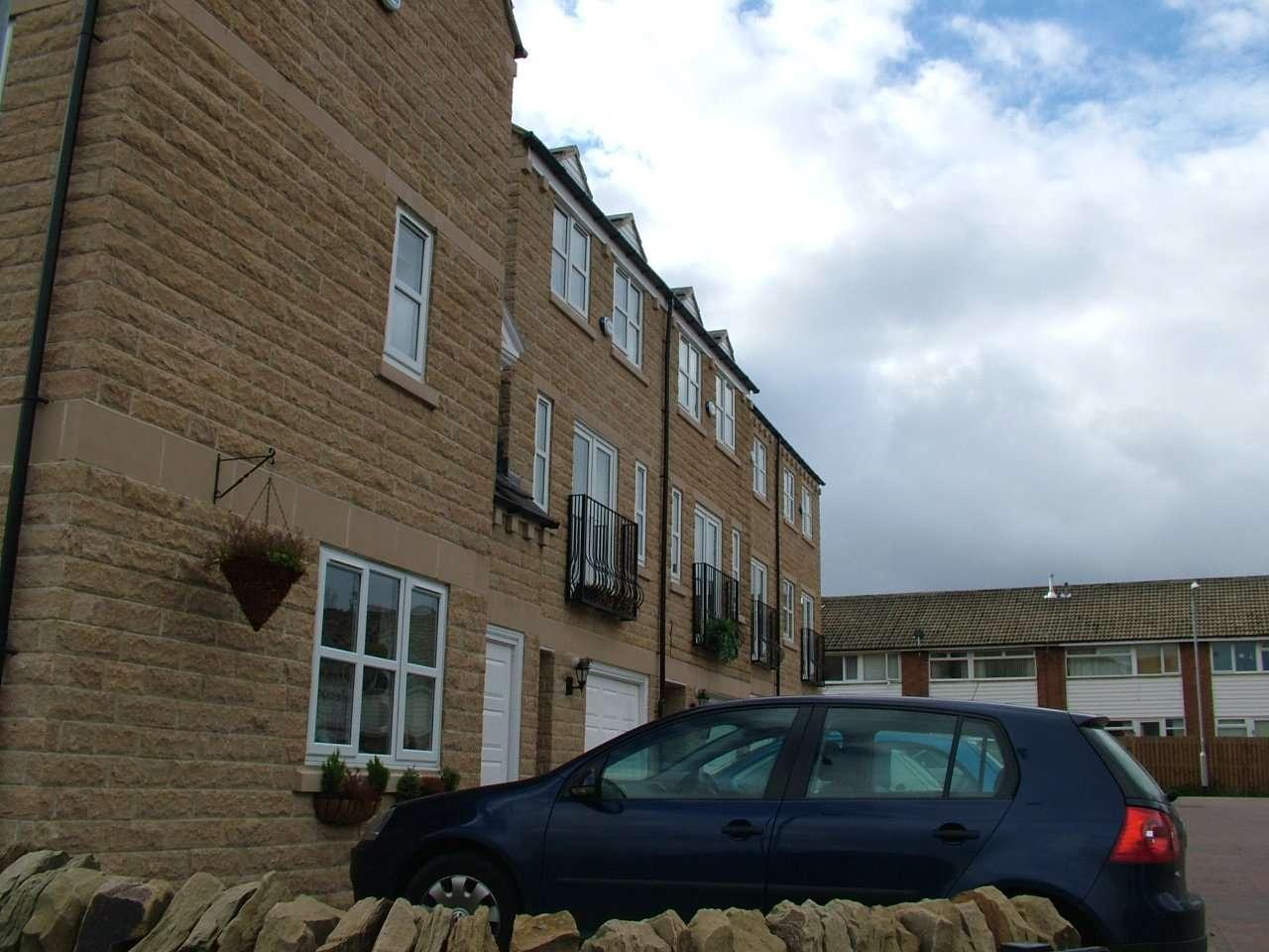 Stone & blockwork for Southdale Homes Ltd, at Elland